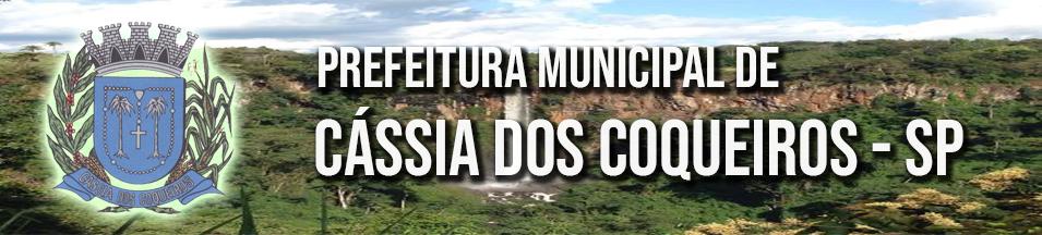 Prefeitura Municipal de Cássia dos Coqueiros / SP